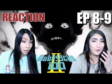 Obsession! Claw Returns!!   Mob Psycho 100 Season 2 Episodes 8-9 Reaction Highlights