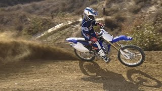 8. 2008 Yamaha YZ250F First Ride - MotoUSA