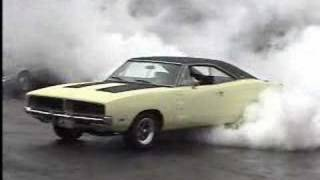 Muscle Cars Burnout