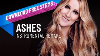 Video Céline Dion - Ashes - (From Deadpool 2) - Karaoke - Instrumental Cover by Cristian R. Villagra MP3, 3GP, MP4, WEBM, AVI, FLV Juli 2018
