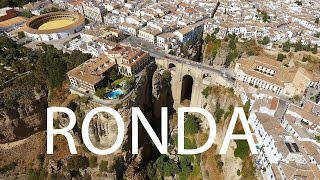 Ronda Spain  city photos gallery : Visit Ronda Andalusian City in Spain