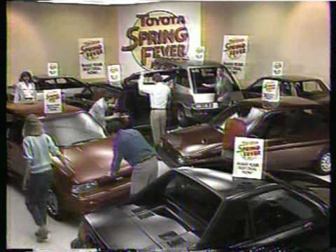 Vintage Commercials 1987-1988 Vehicles & Autos