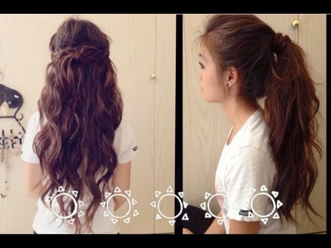 Back to School: Fast and Easy Hairstyles
