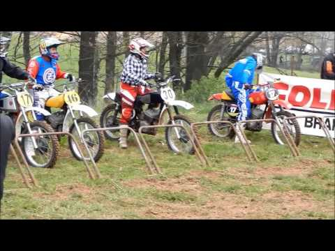 Classic motocross Ostrov u Lanškrouna 23.4.2016