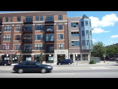 YoChicago's Ashland Adventure, Part 4: Soft Lofts near Belmont Avenue
