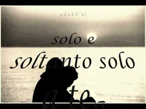 , title : 'Buon giorno bell'anima Biagio antonacci  + testo'