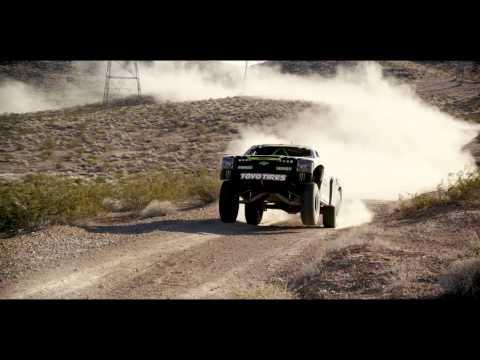 Toyo Tires - В этом ролике пилот команды Toyo Б. Болдвин и Monster Energy демонстрируют, что трофи-трак мощностью 850 л.с. и шины Open Country M/T могут творить в...