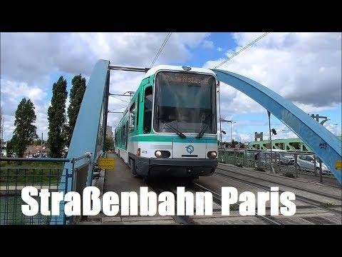 Straßenbahn Paris (Île-de-France) 2017