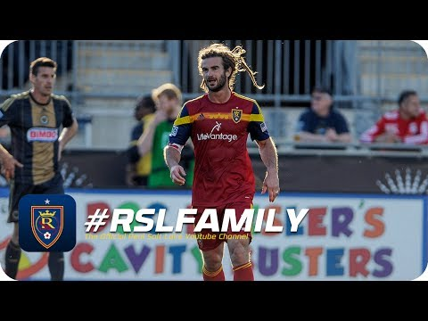Video: Real Salt Lake at Philadelphia Union, Ford Postgame Show: Kyle Beckerman