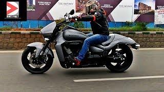 8. Suzuki Intruder M1800R Review, First Ride, Walkaround #Bikes@Dinos