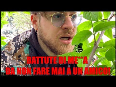 BATTUTE DI ME**A DA NON FARE MAI A UN AMICO!