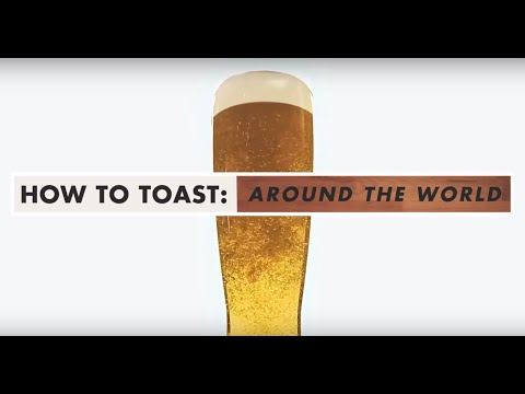 Dünyanın Geri Kalanı Bira Bardağını Nasıl Tokuşturuyor?