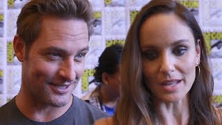More Celebrity News ►► http://bit.ly/SubClevverNewsThe cast of Colony SPILL location teasers and more for season 3 at SDCC 2017.For More Clevver Visit:There are 2 types of people: those who follow us on Facebook and those who are missing out http://facebook.com/clevverKeep up with us on Instagram: http://instagr.am/ClevverFollow us on Twitter: http://twitter.com/ClevverTVWebsite: http://www.clevver.com Add us to your circles on Google+: http://google.com/+ClevverNewsTweet Me: http://www.twitter.com/