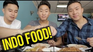 INDONESIAN FOOD - AMAZING - Fung Bros Food