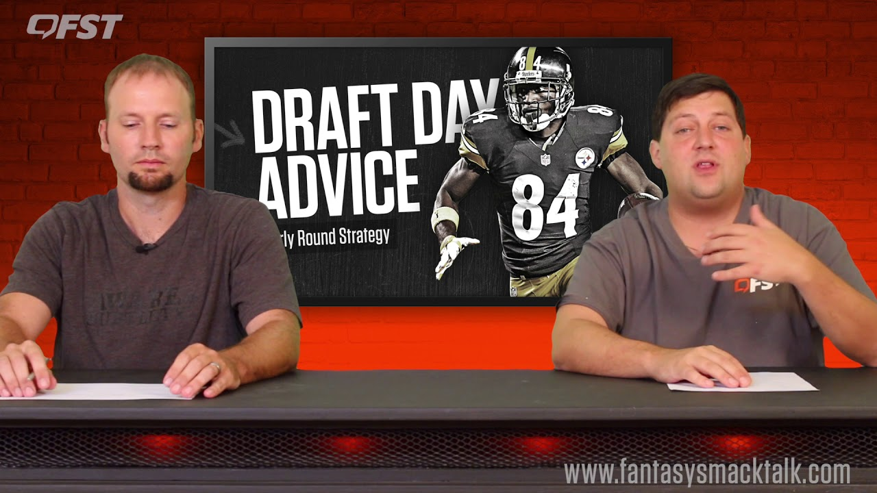 2018 Fantasy Football Wide Receiver WR Draft Strategy thumbnail