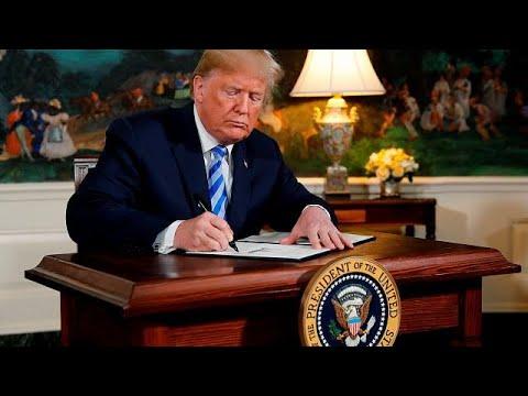 Iran-Deal: Trump steigt aus, die Welt reagiert