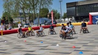 Rodez France  city photos gallery : Séjour de l'Equipe de France de handball masculine à Rodez