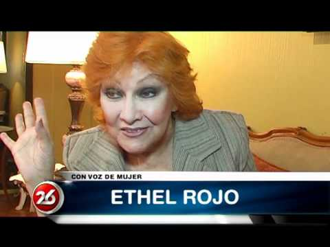 Entrevista a Ethel Rojo