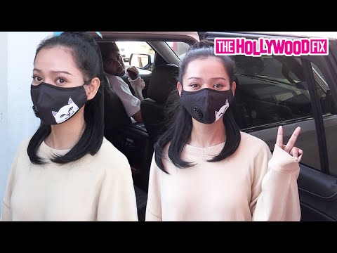 Bella Poarch Speaks On Her Rise To Fame, TikTok Drama, Tattoo's & More At Rip-N-Dip On Fairfax Ave.