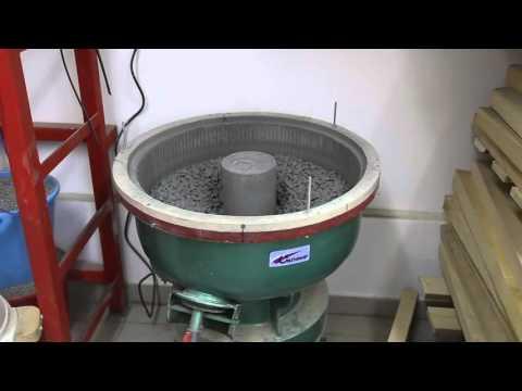Как сделать чистку барабана 535