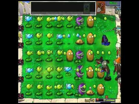 Video 5 de Plants vs Zombies: Gameplay y análisis de Plantas contra Zombies