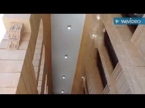 شاهد بالفيديو افتتاح مسجد ومجمع النور الإسلامي بالعزيزيه
