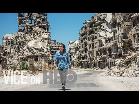 This is What Life is Like Inside Assad's Syria