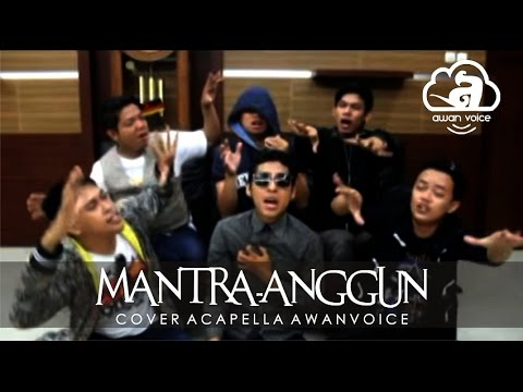 awan voice -  mantra anggun (cover)