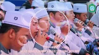 Rindu Ayah & Ibu Aku Rindu - Majlis Riyadlul Jannah feat Majlis Syubbanul Muslimin