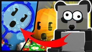 NEW *SECRET* FACE LOCATIONS FOR FREE TICKETS!! | Roblox Bee Swarm Simulator