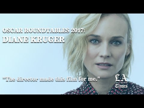 """Diane Kruger """"The Director Made This Film For Me"""" 