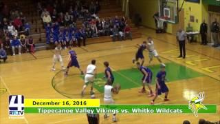 TVHS Boys Basketball vs. Whiko Wildcats