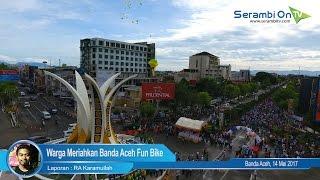 Warga Meriahkan Fun Bike dan Gowes Pesona Nusantara
