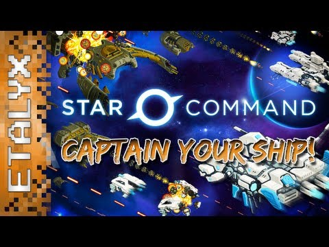 Star Command - Star Command lets you hire your own crew, upgrade your ship and conquer aliens! Coming Soon for PC/Mac! Buy Star Command here: http://bit.ly/stcmnd Join my F...