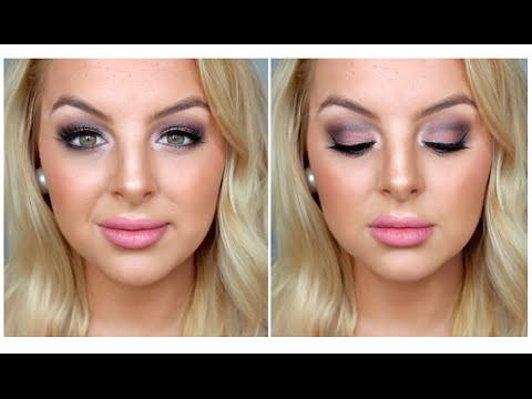 ready - I hope you guys enjoy this Get Ready & Chat video where I try out a bunch of new products! I love how girly and glamorous this look turned out, I can see myself using the Naked 3 palette a...