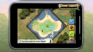 Krafteers - Tomb Defenders YouTube video