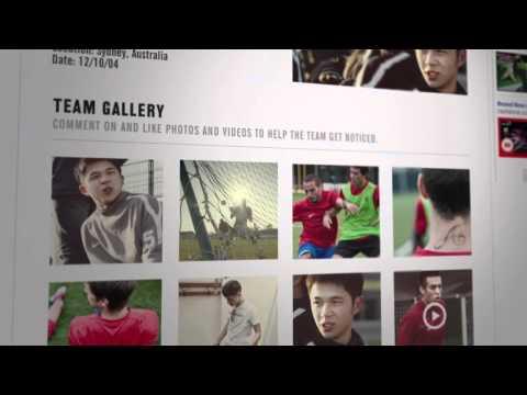 Nike Football Česko / Slovensko: The Chance: Získej naši pozornost
