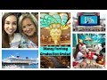 DISNEY FANTASY GRADUATION CRUISE | Day 1: Sailing Away!
