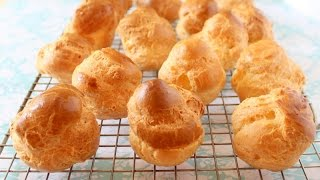 Pate a Choux Part 1 (Dough)
