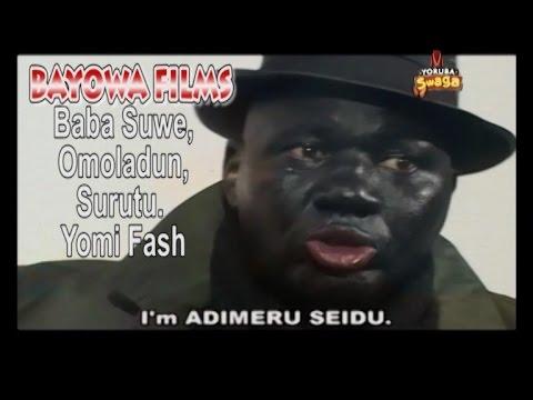 Asiri Gomina - OSOMO Yoruba Comedy Movie Jide Kosoko| Baba Suwe| Saheed Balogun| Racheal Oniga|