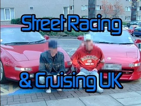 Street Racing Documentary – Insight into Cruising & Modified Car Culture in the UK