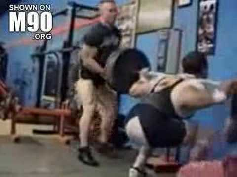 Weight lifting accidents