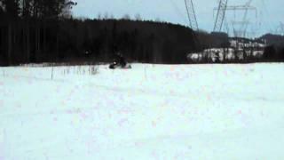 6. Ski doo gsx 550f carving