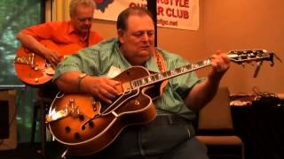 Bob Saxton <b>Guy Van Duser</b> And Eddie Pennington Jam In The Belmont Room
