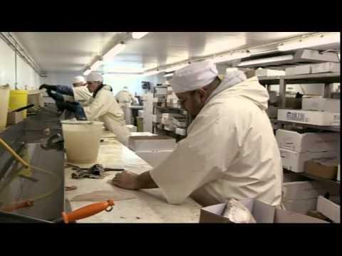 Gary Rhodes Sources his Starters Ingredients – Great British Menu   Southeast
