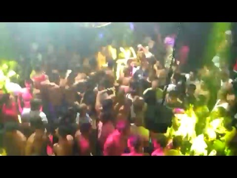 Fitness party_nightclub