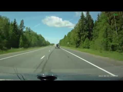 СОБР беспределит на дороге