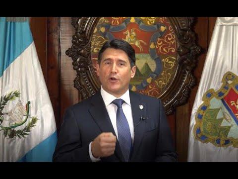 Mensaje importante del Alcalde Ricardo Quiñónez