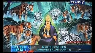 Download Video On The Spot - Mystery Series Gunung Salak part1 MP3 3GP MP4