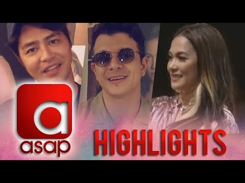 Birthday messages - ASAP: Family and friends send messages to love for birthday girl Maja Salvador